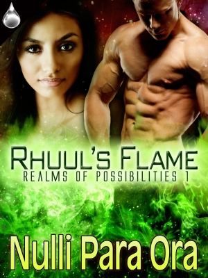 Rhuul's Flame Cover